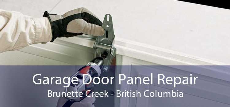 Garage Door Panel Repair Brunette Creek - British Columbia