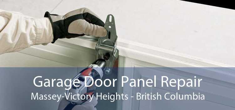 Garage Door Panel Repair Massey-Victory Heights - British Columbia