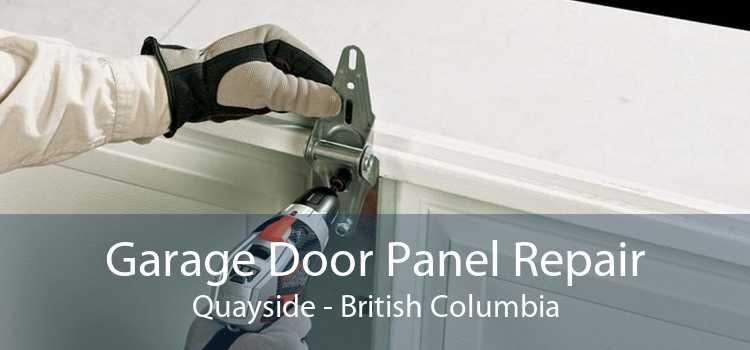 Garage Door Panel Repair Quayside - British Columbia