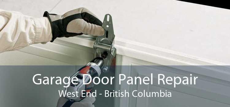 Garage Door Panel Repair West End - British Columbia