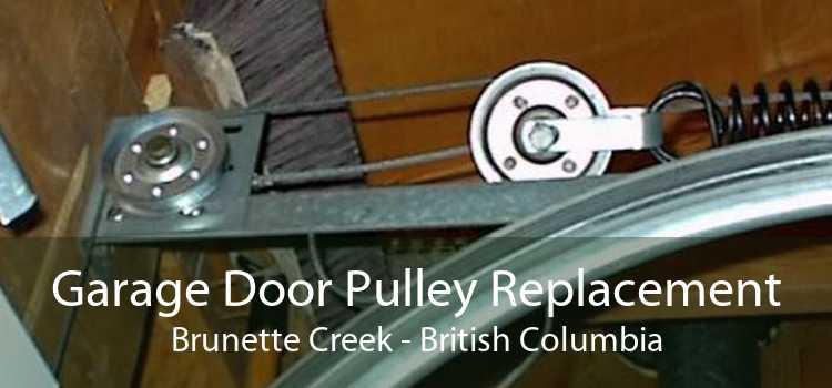 Garage Door Pulley Replacement Brunette Creek - British Columbia