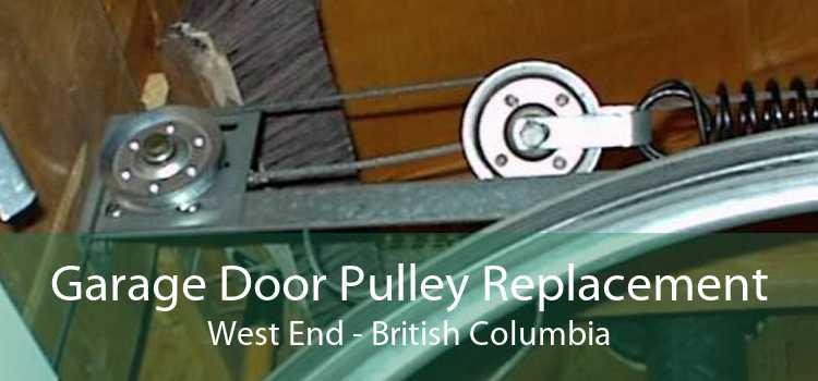 Garage Door Pulley Replacement West End - British Columbia
