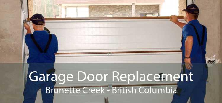 Garage Door Replacement Brunette Creek - British Columbia