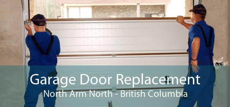 Garage Door Replacement North Arm North - British Columbia