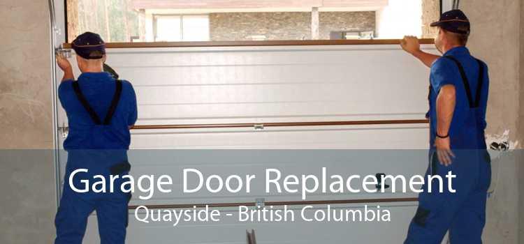 Garage Door Replacement Quayside - British Columbia