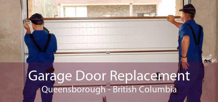 Garage Door Replacement Queensborough - British Columbia