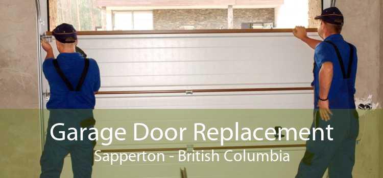 Garage Door Replacement Sapperton - British Columbia
