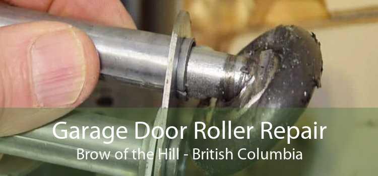 Garage Door Roller Repair Brow of the Hill - British Columbia