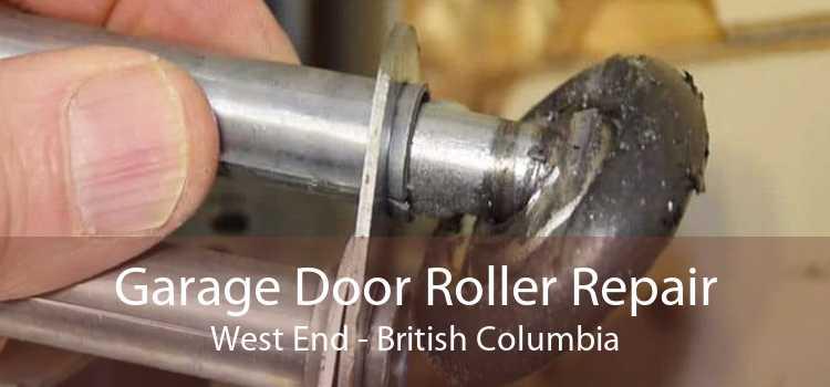Garage Door Roller Repair West End - British Columbia