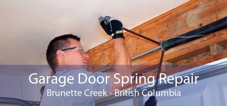 Garage Door Spring Repair Brunette Creek - British Columbia