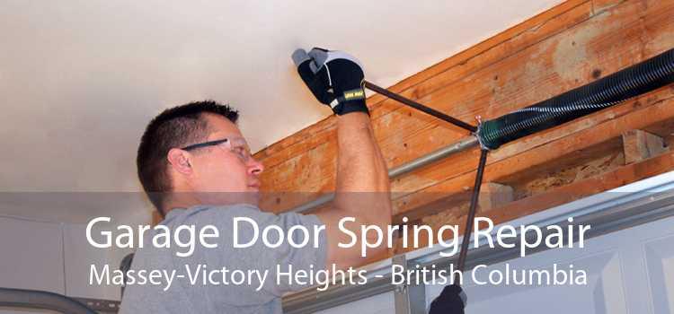 Garage Door Spring Repair Massey-Victory Heights - British Columbia