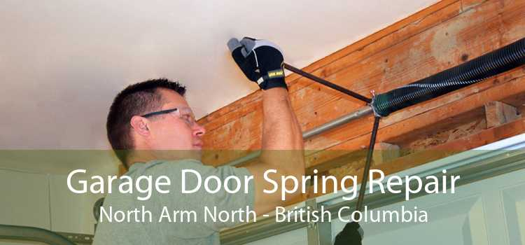 Garage Door Spring Repair North Arm North - British Columbia