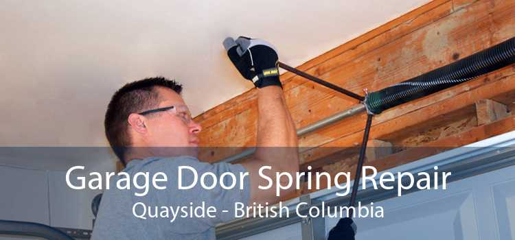 Garage Door Spring Repair Quayside - British Columbia