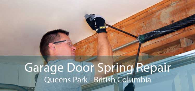 Garage Door Spring Repair Queens Park - British Columbia
