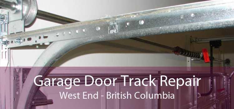Garage Door Track Repair West End - British Columbia