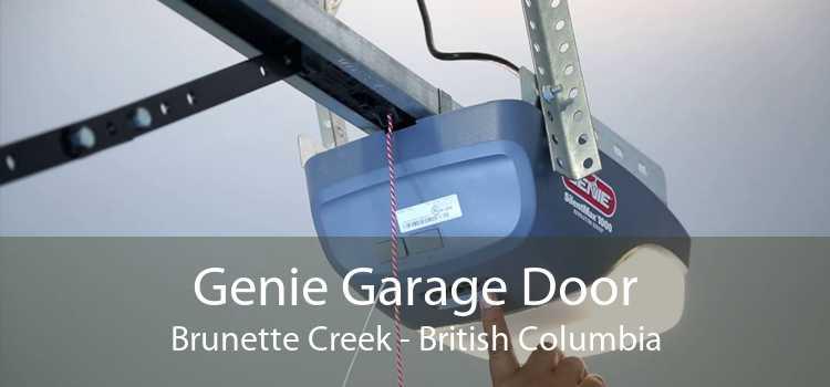 Genie Garage Door Brunette Creek - British Columbia
