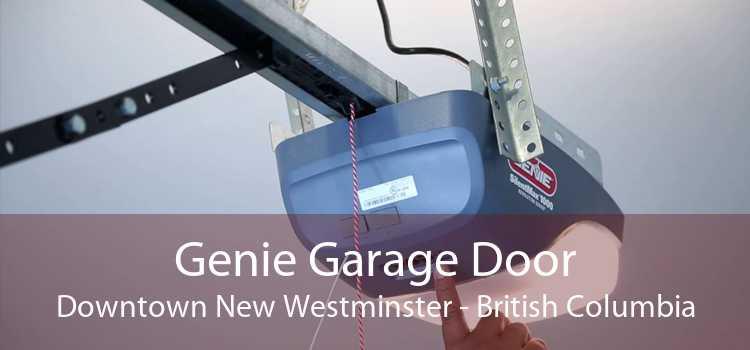 Genie Garage Door Downtown New Westminster - British Columbia