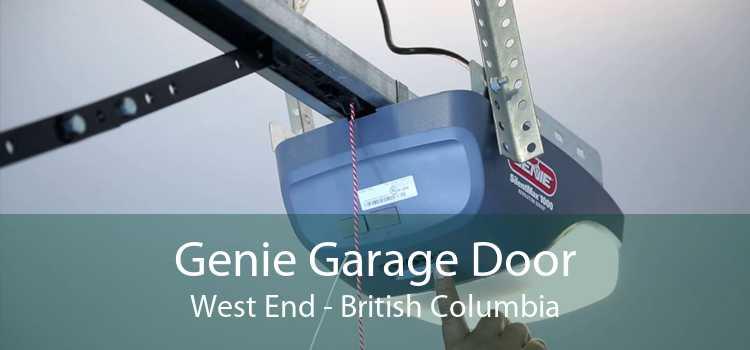 Genie Garage Door West End - British Columbia