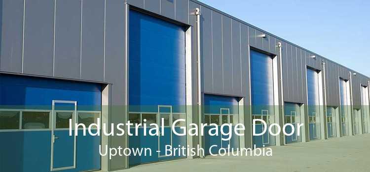 Industrial Garage Door Uptown - British Columbia