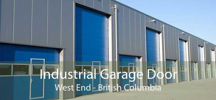 Industrial Garage Door West End - British Columbia