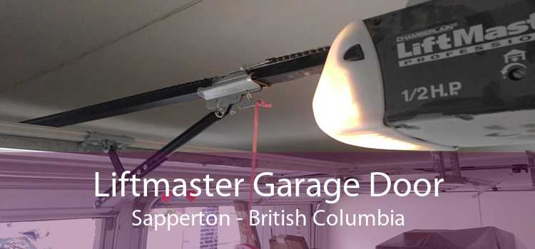 Liftmaster Garage Door Sapperton - British Columbia