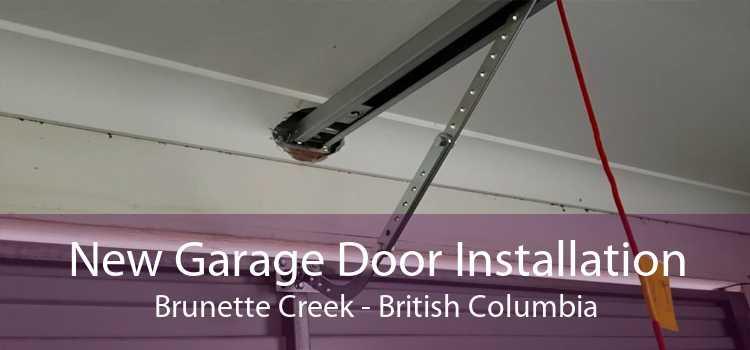 New Garage Door Installation Brunette Creek - British Columbia