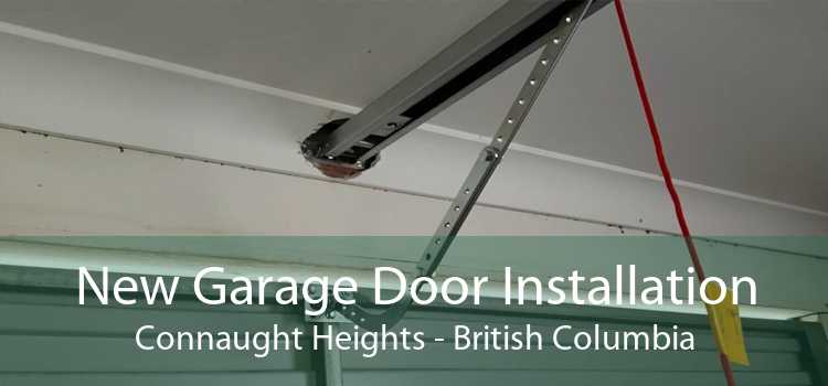 New Garage Door Installation Connaught Heights - British Columbia