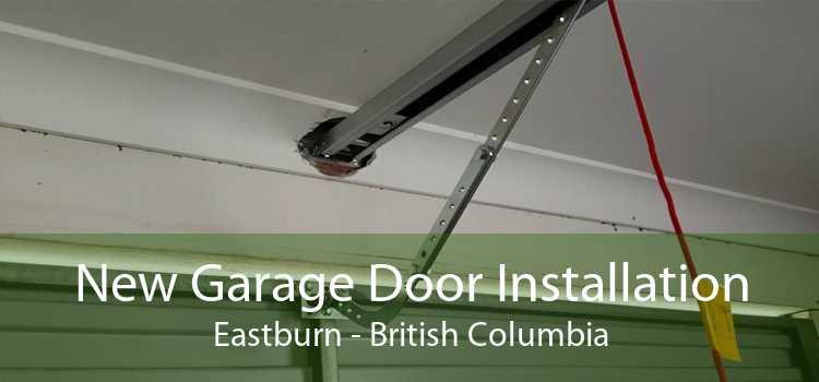 New Garage Door Installation Eastburn - British Columbia