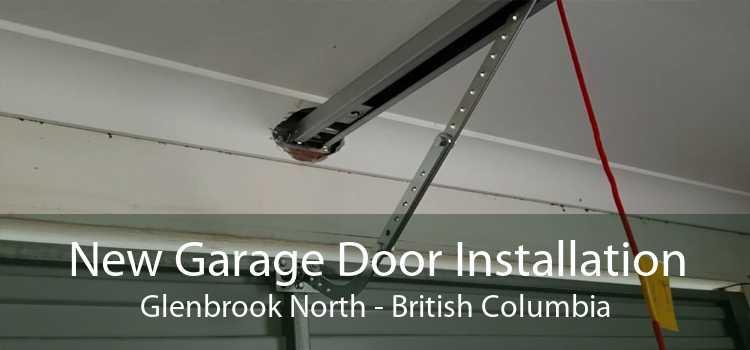 New Garage Door Installation Glenbrook North - British Columbia