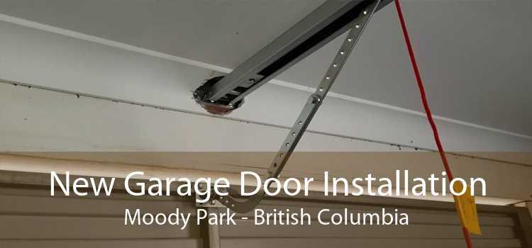 New Garage Door Installation Moody Park - British Columbia