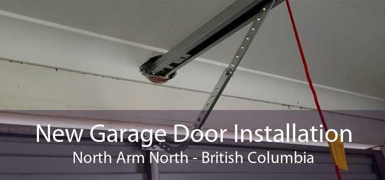 New Garage Door Installation North Arm North - British Columbia