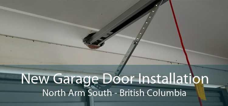 New Garage Door Installation North Arm South - British Columbia