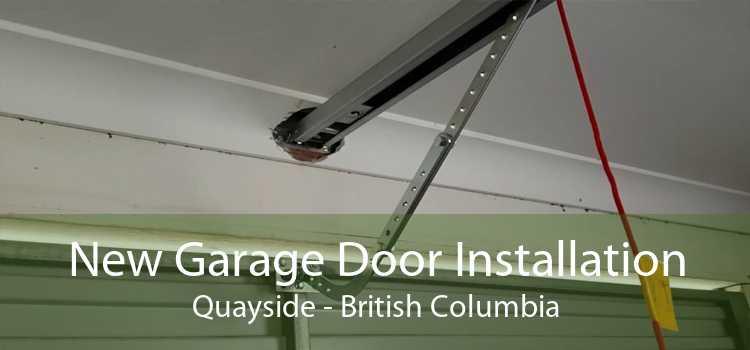 New Garage Door Installation Quayside - British Columbia