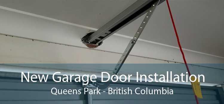 New Garage Door Installation Queens Park - British Columbia