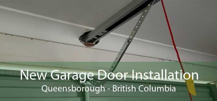 New Garage Door Installation Queensborough - British Columbia