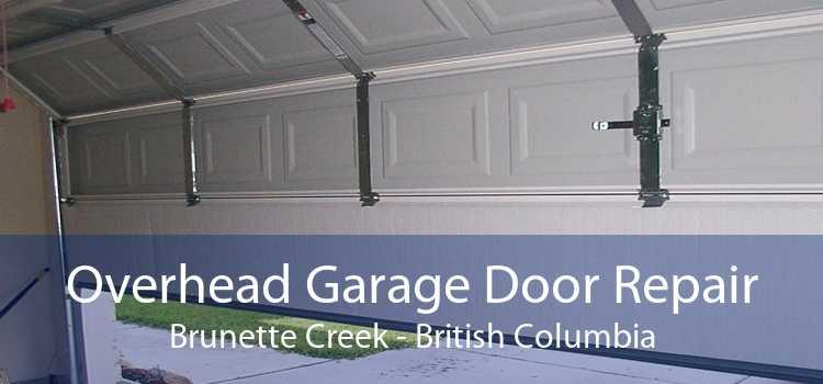 Overhead Garage Door Repair Brunette Creek - British Columbia