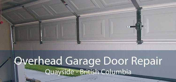 Overhead Garage Door Repair Quayside - British Columbia