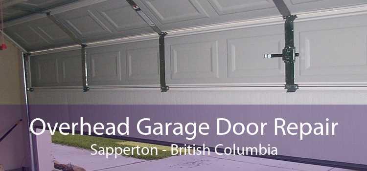 Overhead Garage Door Repair Sapperton - British Columbia