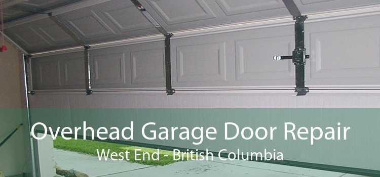 Overhead Garage Door Repair West End - British Columbia