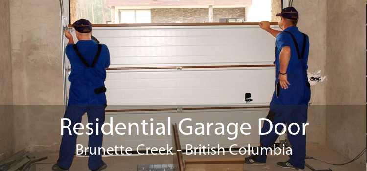 Residential Garage Door Brunette Creek - British Columbia