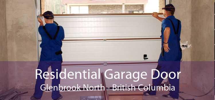 Residential Garage Door Glenbrook North - British Columbia
