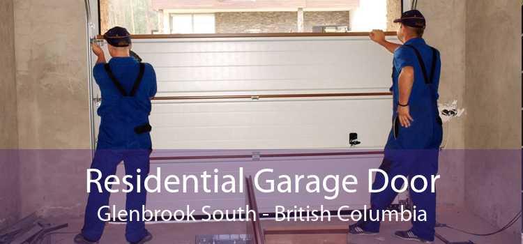 Residential Garage Door Glenbrook South - British Columbia