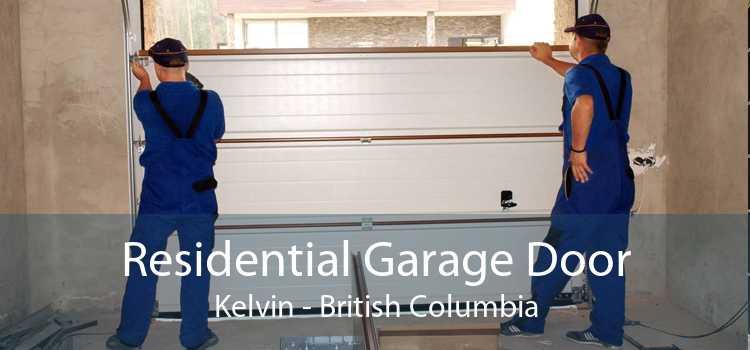 Residential Garage Door Kelvin - British Columbia