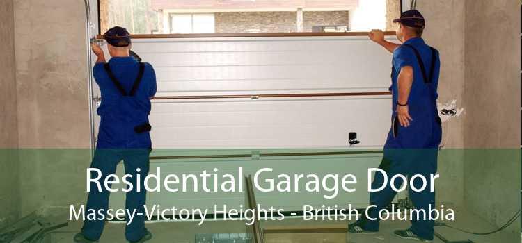 Residential Garage Door Massey-Victory Heights - British Columbia