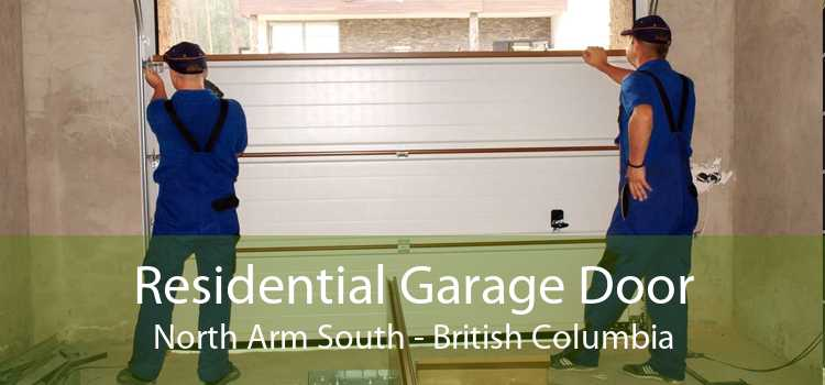 Residential Garage Door North Arm South - British Columbia
