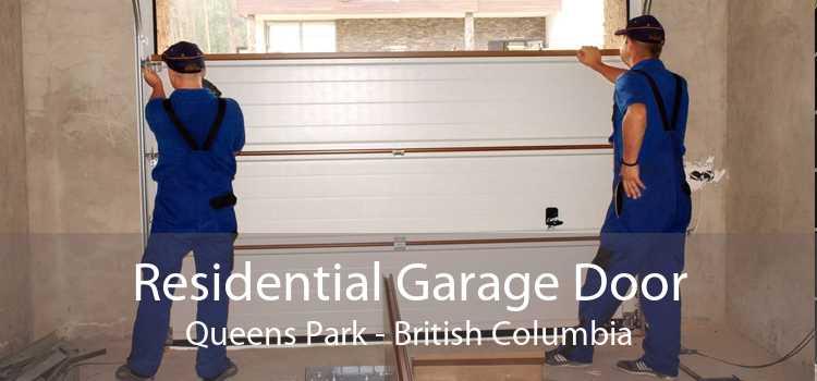 Residential Garage Door Queens Park - British Columbia