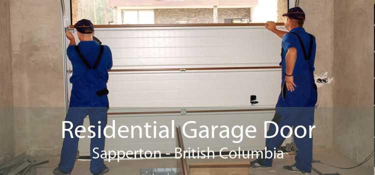 Residential Garage Door Sapperton - British Columbia