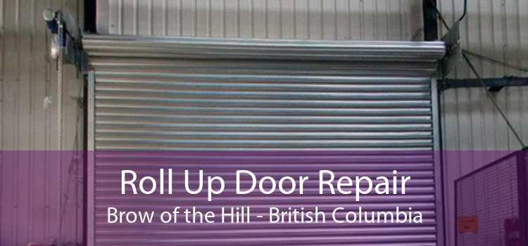 Roll Up Door Repair Brow of the Hill - British Columbia