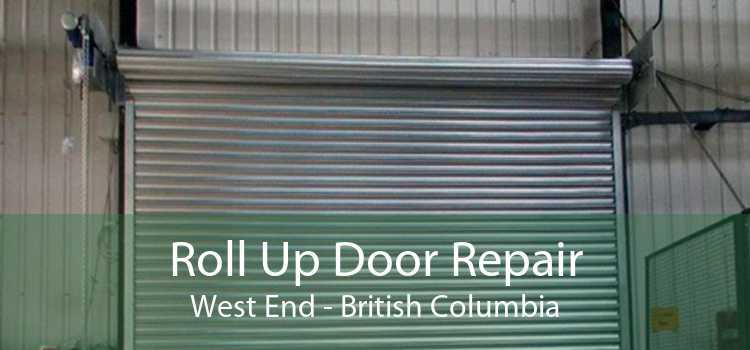 Roll Up Door Repair West End - British Columbia