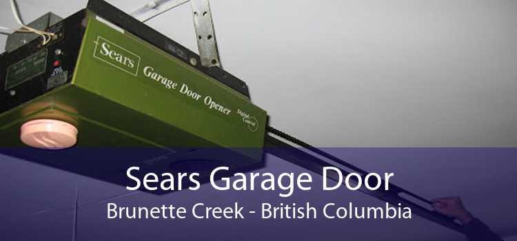 Sears Garage Door Brunette Creek - British Columbia